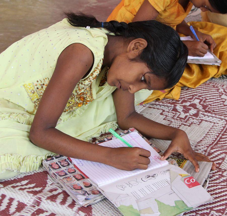 Bildungschancen für junge Mädchen: Die einzige Chance auf Gleichberechtigung
