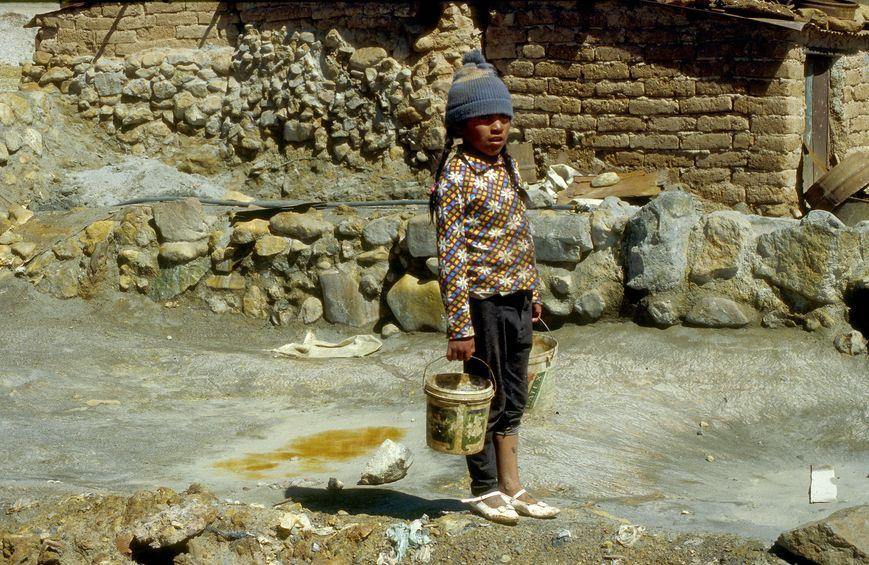 terre des hommes hilft arbeitenden Kindern in Bolivien