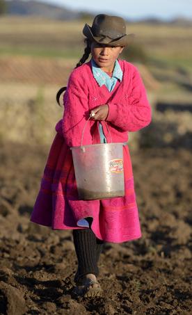 terre des hommes-Hilfe für Kinder in Peru