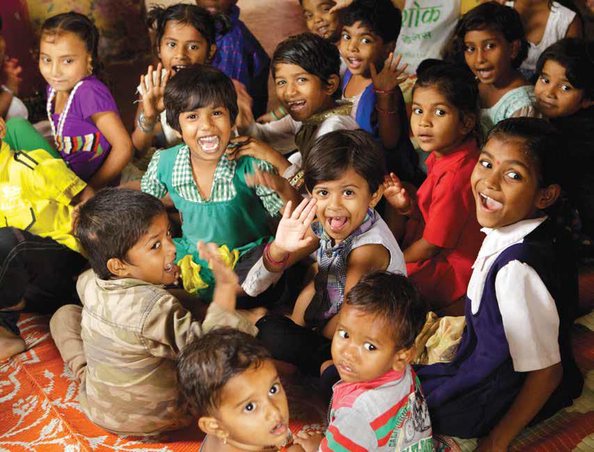 Unser Ziel: Stärkung der Kinderrechte